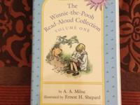 THE WINNIE THE POOH READ ALOUD COLLECTION VOLUME 1.