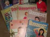 over 150 issues from the 60s to the 90s. They have a