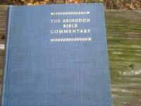 The Abingdon Bible Commentary by Frederick Carl Eiselen