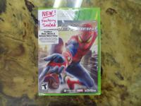 XBOX 360 game The Amazing Spider-Man new & factory
