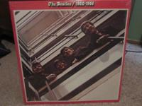 The Beatles 1962-1966 double LP original Apple SKBO