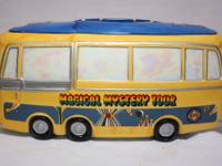 THE BEATLES 1998 MAGICAL MYSTERY BUS PREMIERE EDITION