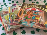 Lot of 11 The Berenstain Bears book Used Sold as is $