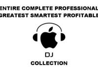 THE BEST DJ ASSORTMENT YOU'LL EVER FIND AT THIS