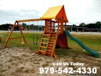The Canvamate Playscape $1,995 - Price includes