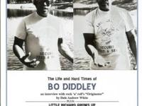 THE LIFE AND HARD TIMES OF BO DIDDLEY an interview with