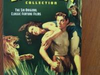 The six original classic feature films from 1932 to