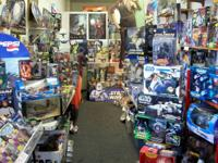 THIS IS THE GREATEST SCI FI STORE ANYWHERE ... ONE OF A