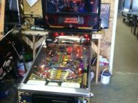 Reconditioned THEATER OF MAGIC Pinball Equipment -