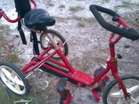 I have a therapy bike for sale asking 300 OBO. will