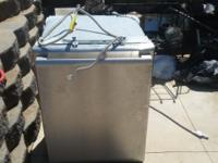 Excellent condtion Thermador Dishwasher Stainless