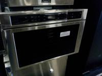 """24"""" Integrated Microwave Cabinet with 1.2 cu. ft."""