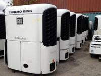 I SOLD THERMO KING UNITS; RUNNING AND COOLING!!!!!