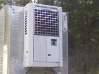 1994 Thermoking Super II refrigeration unit & 40 gal.