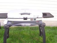 This grill is 4-5 years old, very good shape, ready to