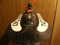 THIMBLE DROME HYDROPLANE [WATER WIZARD]FROM 1959...