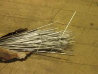 Thin Wire Pieces Reasonable price Call  Or stop by: