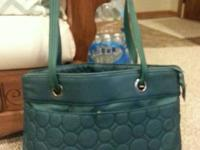 Thirty One brand - Vary You Versatile bag - in Teal