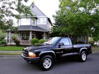 2002 DODGE DAKOTA REGULAR CAB SXT CONTACT: Call or