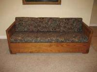 Perfect for family room or Rec Room, Full size sofa