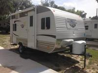 This is a Brand New Never Used 2013 River Side RV White