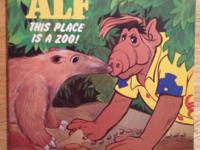 Brand New! Gift Quality! Alf: This Place Is a Zoo (Alf