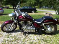 For Sale $5000 2006 Honda VTX 1300c 4200 Miles Extra