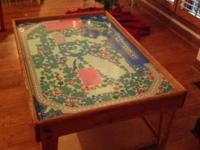Selling a Thomas and Friends Train Table in good