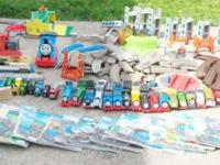 Thomas and Friends Trackmaster and Thomas & Friends