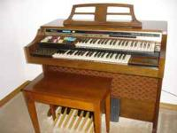 Downsizing . . . must sell our Thomas organ! It's easy