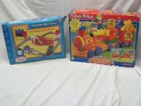 Thomas Big Loader play set - $5 Fisher-Price Little