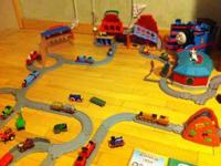 Thomas and Friends die cast trains (50+), tracks and