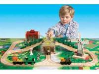 Thomas & Friends Storm on Sodor Set, NEW IN BOX! Here's