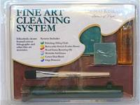Thomas Kinkade FINE ART Cleaning System--------FREE