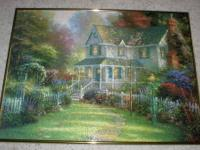 vintage thomas kinkade puzzles collector s edition 10 jigsaw