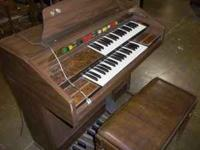This organ is a Thomas Playmate in great condition! For