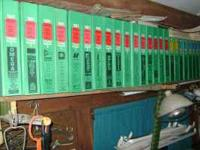 Thomas Register reference set . In good shape. !991 but