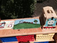 For Sale Thomas the tank engine Custom made Shelf