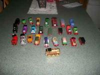 i have all kinds of this to sell thomas trains tracks