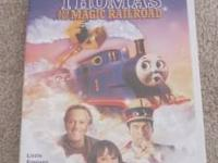 Thomas and Friends in his first movie ~ Thomas and the