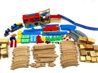 Pickup Thomas the Tank Engine Train Track & Engines