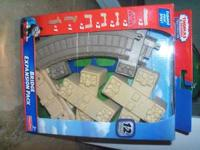 Thomas the Tank track pieces. Box never opened. Call