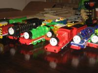 Big collection of Thomas the Tank Engine Track Master