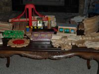 I have a THOMAS THE TANK TRAIN SET for sale for
