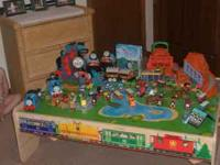 Asking 100.00 obo Thomas bedroom shoes Thomas the train