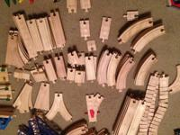For sale is a carefully used bulk set of Thomas the
