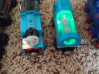 Huge amounts of Thomas the Train toys! I have a 45