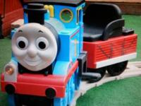 Peg Perego Thomas the tank engine battery operated ride