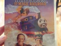 Thomas the Train movie- completely scratch free and