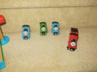 for sale are three sets of Thomas the tank early
